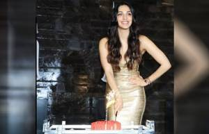 Lust Stories actor Kiara Advani's B'day bash saw Bollywood stars rolling!