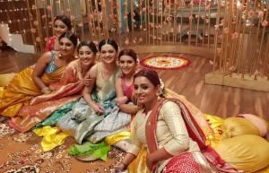 Mehendi ceremony in Yeh Rishta was a classy affair
