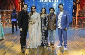 Kajol graces the sets of India's Best Dramebaaz