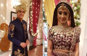 In pics: Wedding celebration on the sets of Yeh Rishta