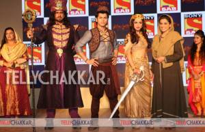 Launch of SAB TV's Aladdin: Naam Toh Suna Hoga