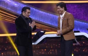 Shah Rukh Khan and Salman Khan come together for 'Dumdaar' Weekend