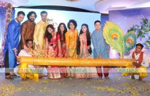 Star Bharat goes grand with the launch of RadhaKrishn at Vrindavan