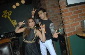 Munisha Khatwani's rocking birthday bash.