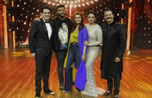 Parineeti, Ayushmann and Arjun attend India's Best Dramebaaz's grand finale!
