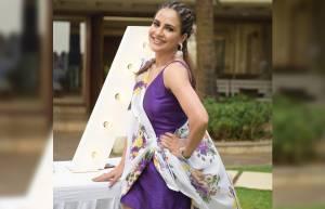 Lizaa Malik's birthday bash