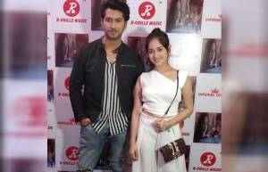 Launch of Namish Taneja and Jannat Zubair's music video 'Kaise Main'