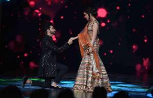 Karan's cute proposal to Preeta