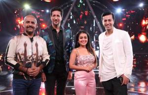 Salim and Sulaiman grace Indian Idol 10