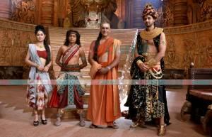 Meet the cast of Sony TV's  Chandragupta Maurya