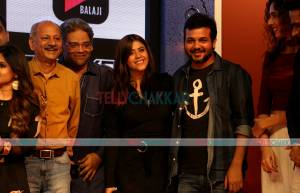 In Pics : Launch of ALT Balaji's upcoming Web-Series Broken