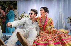 Priyanka and Nick's grand Sangeet