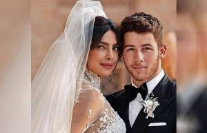 We can't still get over Priyanka and Nick's wedding Photos