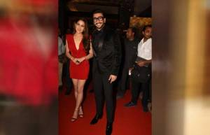 Ranveer, Sara and others attend Saas Bahu Aur Saazish anniversary bash!
