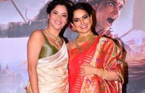 Trailer launch of Manikarnika: The Queen of Jhansi