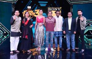 In Pics: Launch of Super Dancer 3