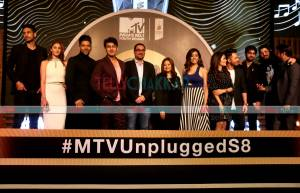 Launch of  MTV Unplugged season 8