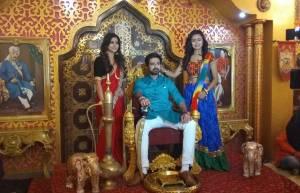 Main Bhi Ardhangini cast explores Jaipur during their shoot