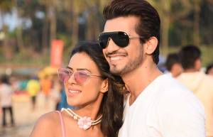 COLORS' Ishq Mein Marjawaan cast shoots enjoy shooting in Goa for an upcoming sequence