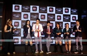 Launch of  ALTBalaji's Puncchbeat and Kehne Ko Humsafar Hai 2