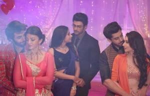 Valentine's Day special in Zee TV's Guddan... Tumse Na Ho Paega