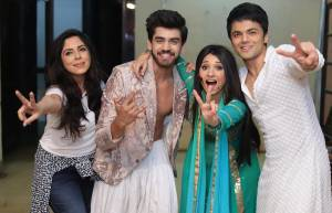 The cast and crew of 'Yeh Teri Galiyaan' celebrates Vrushika Mehta's birthday