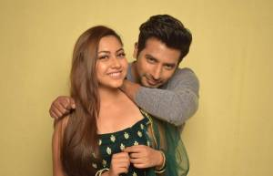Malhar and Kalyani's cutest pictures!