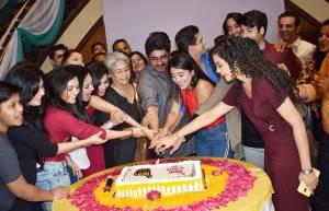 The launch of Yeh Risthey Hain Pyaar Ke