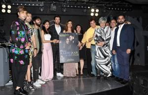 "Launch of DJ Sheizwood & Deepshikha Nagpal's new single ""Kabhi Aar Kabhi Paar"""