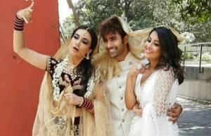Wedding fever in Naagin 3