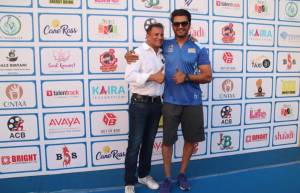 Actors Cricketers Bash (ACB)  starts with a bang!