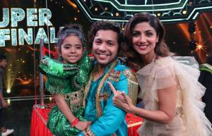Rupsa Batabyal declared winner of Super Dancer