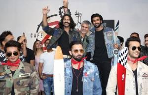 Arjun Khanna and Akshay Sharma unveil The Airmen Collective