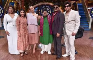 Kangana Ranaut graces the Kapil Sharma Show