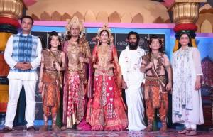 Launch of Colors' Ram Siya Ke Luv Kush