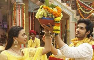 In pics: Janmashtami special in Colors' Gathbandhan