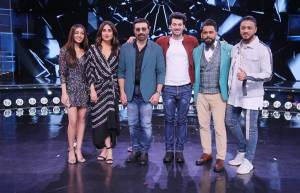 In pics: Dance India Dance upcoming episode