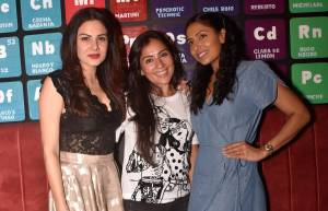 Spotted Celebrities at the launch of Poco Loco Tapas Bar & Café, Khar