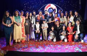 Rajan Shahi's YRKKH team celebrates 3000 episodes in style!
