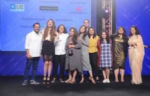 Celebs at  iReel Awards 2019