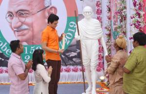 In pics: Taarak Mehta Ka Ooltah Chashmah dedicates episode on Gandhi Jayanti