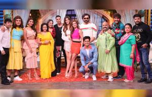 Housefull 4 cast on The Kapil Sharma Show