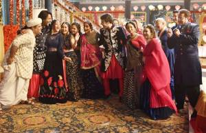 Kabhi Khushi Kabhi Gham moment in Yeh Rishtey Hain Pyar Ke