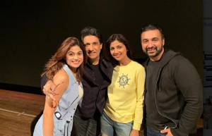Shilpa Shetty, Jay Bhanushali, Shiamak Davar and others grace the event