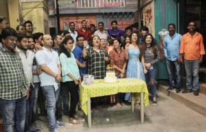 Jijaji Chhat Par Hai cast celebrate on turns 500 episodes