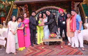 Good Newwz cast appear on The Kapil Sharma Show