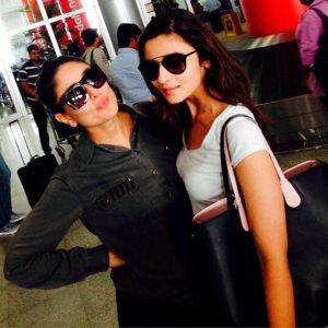Kareena Kapoor and Alia Bhatt