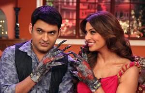 Kapil Sharma and Bipasha Basu