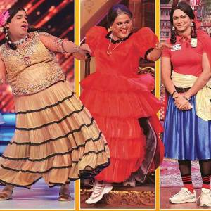 Comedy Queens - Palak, Dadi and Gutthi
