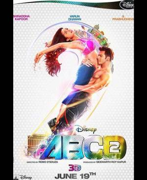 First look of 'ABCD 2'